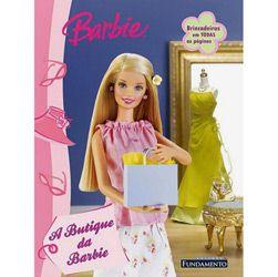 Barbie - a Butique da Barbie - Livro de Atividades