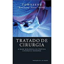 Sabiston: Tratado de Cirurgia - 2 Volumes