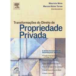 Transformacoes do Direito de Propriedade Privada