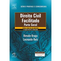 Direito Civil Facilitado - Parte Geral - Teoria e Questões