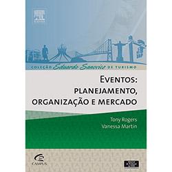 Eventos - Planejamento, Organização e Mercados