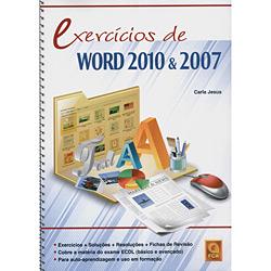 Exercicios de Word 2010 & 2007