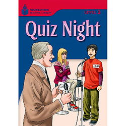 Foundations Reading Library Level 3.6 - Quiz Night