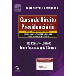 Curso de Direito Previdenciário - Série Provas e Concursos