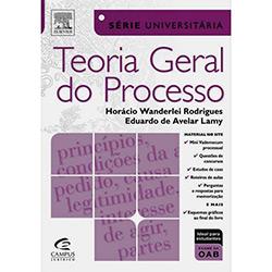 Teoria Geral do Processo-série Universitaria