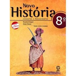 Novo História - Conceitos e Procedimentos - 8 Ano
