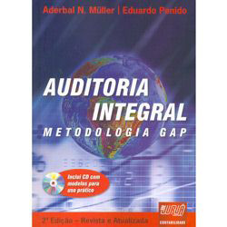 Auditoria Integral - Metodologia Gap - Inclui Cd Com Modelos para Uso Prati