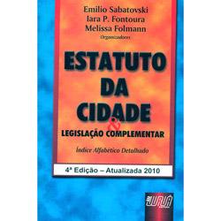 Estatuto da Cidade e Legislação Complementar