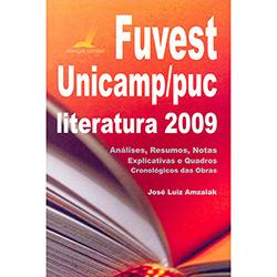 Fuvest: Unicamp/puc: Literatura 2009