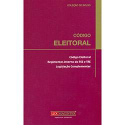 Código Eleitoral -coleção de Bolso