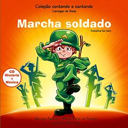 Marcha Soldado: Disciplina Faz Bem