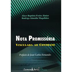 Nota Promissória - Vinculado ao Contrato (0)