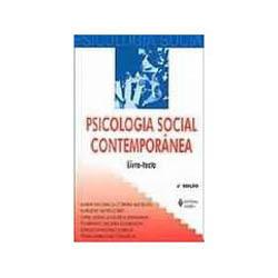 Psicologia Social Contemporanea - Livro-texto