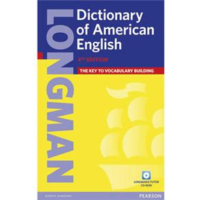 L Dictionary Of American English Upper Inter W/cd Rom 1e
