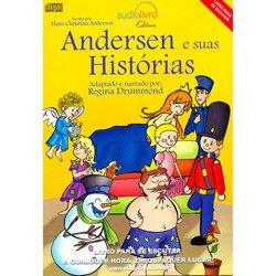 Andersen e Suas Historias, as - Audiolivro