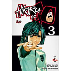 Hikaru no Go - Vol.3 (2010 - Edição 1)