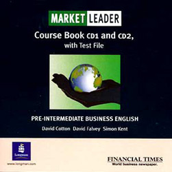 Market Leader Pre Interm Class Aud Cd(2)