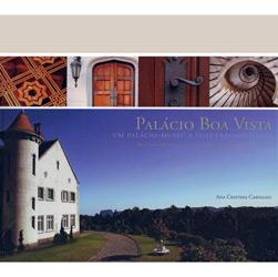 Palacio Boa Vista - Edicao Bilingue (portugues/ingles)