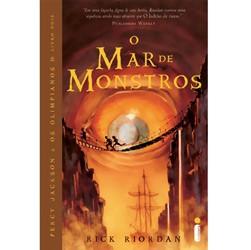 Mar de Monstros, o - Vol.2 - Coleção Percy Jackson e os Olimpianos