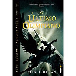 Último Olimpiano, o - Vol.5 - Coleção Percy Jackson e os Olimpianos