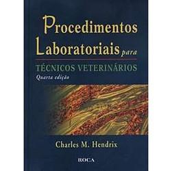 Procedimentos Laboratoriais para Técnicos Veterinários