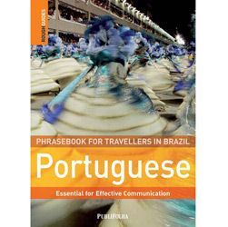 Portuguese - Phrasebook For Travellers In Brazil Essential For Effective Co
