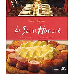 Le Saint Honore - Receitas Originais