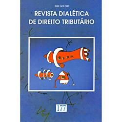 Revista Dialética de Direito Tributário Nº 177
