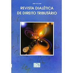 Revista Dialética de Direito Tributário Nº 178