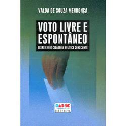 Voto Livre e Espontâneo: Exercício de Cidadania Política Consciente