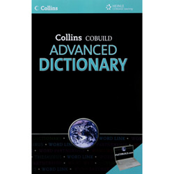 Collins Cobuild Advanced Dictionary Of British English With Cd-rom