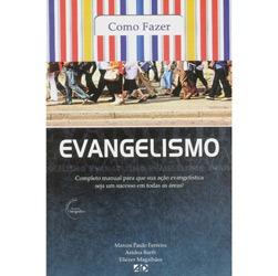 Como Fazer Evangelismo