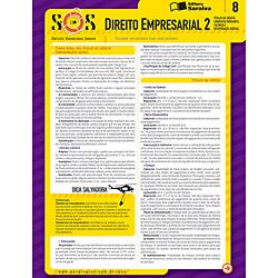Sinteses Organizadas Saraiva: Direito Empresarial 2 - Vol. 8