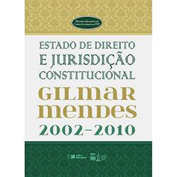Estado de Direito e Jurisdição Constitucional:2002/20 - Série Idp