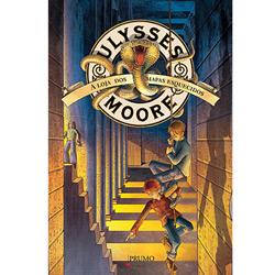 Ulysses Moore: a Loja dos Mapas Esquecidos