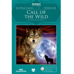 Call Of The Wild - Com Cd - Fast Track Classics