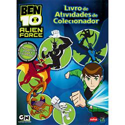 Ben : Alien Force - Livro de Atividades de Colecionador