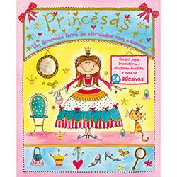 Princesas: um Divertido Livro de Atividades