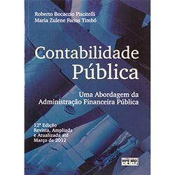 Contabilidade Pública: uma Abordagem da Administração Financeira Pública