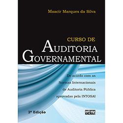 Curso de Auditoria Governamental: de Acordo Com as Normas Internacionais de Auditoria Pública Aprovadas pela Intosai