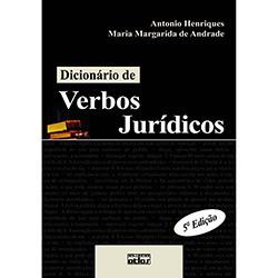 Dicionário de Verbos Jurídicos