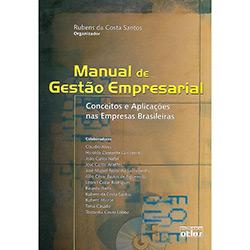 Manual de Gestão Empresarial: Conceitos e Aplicações nas Empresas Brasileiras