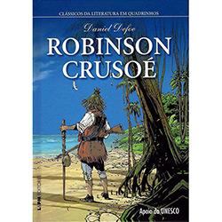 Robinson Crusoé - Clássicos da Literatura em Quadrinhos