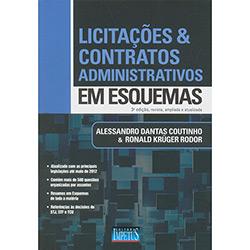 Licitações e Contratos Administrativos em Esquemas