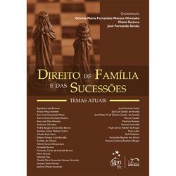 Direito de Família e das Sucessões: Temas Atuais
