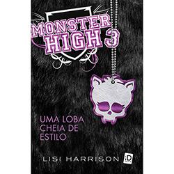Monster High - Vol. 3 - uma Loba Cheia de Estilo
