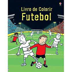 Futebol - Livro de Colorir