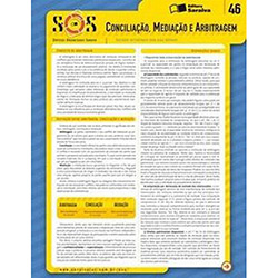 Sinteses Organizadas Saraiva: Conciliação, Mediação e Arbitragem - Vol.46
