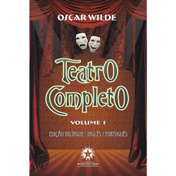 Teatro Completo: Ediçao Bilingue Portugues/ Inglês- Vol.1