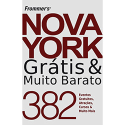 Frommers Nova York Grátis e Muito Barato